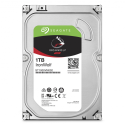 "HDD 1TB IronWolf 3.5"" Sata 6Gb/s"