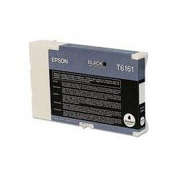 Tinteiro compatível para Epson T6161 Business Inkjet B300/B500 Preto (C13T616100) (Sem Chip-Resetter)