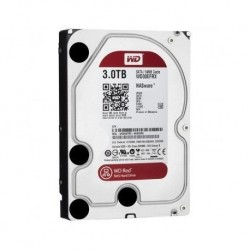 HDD 3TB WD RED 64mb cache SATA 6gb/s 3.5""