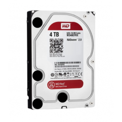 """HDD 4TB WD RED 64mb cache SATA 6gb/s 3.5"""""""