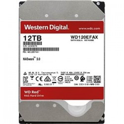 HDD 12TB WD RED 256mb cache 5400rpm SATA 6gb/s 3.5""