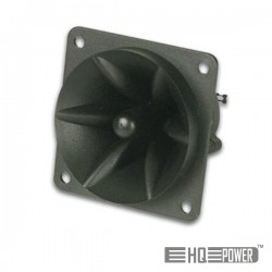 Tweeter Piezo 100W 2-20khz 85mmx85mm HQ POWER