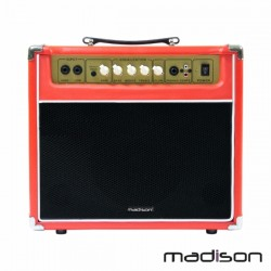 "Coluna Amplificada P/Guitarra 8"" 40W Madison"
