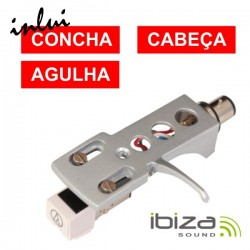 Cabeça De Gira-Discos P/ Audio Technica At3600 IBIZA