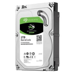 "Disco rigido Interno HDD Sata 2TB 3.5"" SEAGATE BARRACUDA"