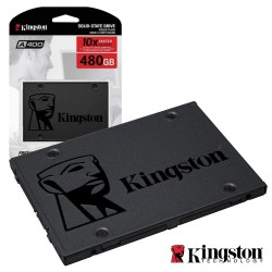 "Disco SSD 480Gb 2.5"" Sata3 6Gb/s KINGSTON"