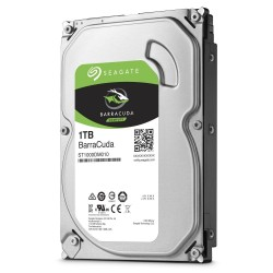 Disco Rigido Interno HDD SEAGATE BARRACUDA Sata 1TB 3.5""