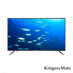 "Tv Led 40"" FullHD 2HDMI Usb Dvb-T2 8W KrugerMatz"