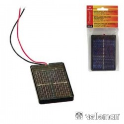 Painel Fotovoltaico 0.5v-800ma VELLEMAN