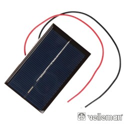 Painel Fotovoltaico 2V 200MA VELLEMAN