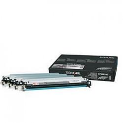 Unidade Fotocondutora Lexmark C734/C736/X734/X736/X738 Pack 4 unid