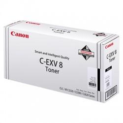 Toner Canon EXV8 Preto para FT CLC3200 / IRC3200N (7629A002AA)